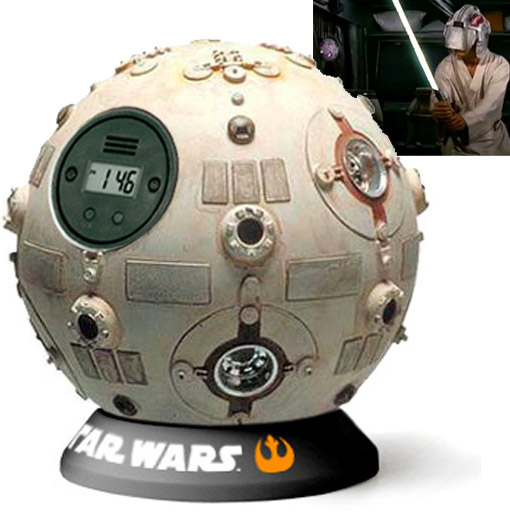 Despertador Star Wars - Eu quero