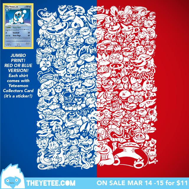 151 pokemon camiseta