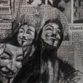 Uma noite no museu Nerd - #1 - V for Vendetta