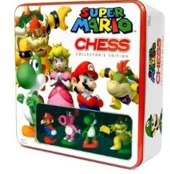 Xadrez Mario Bros