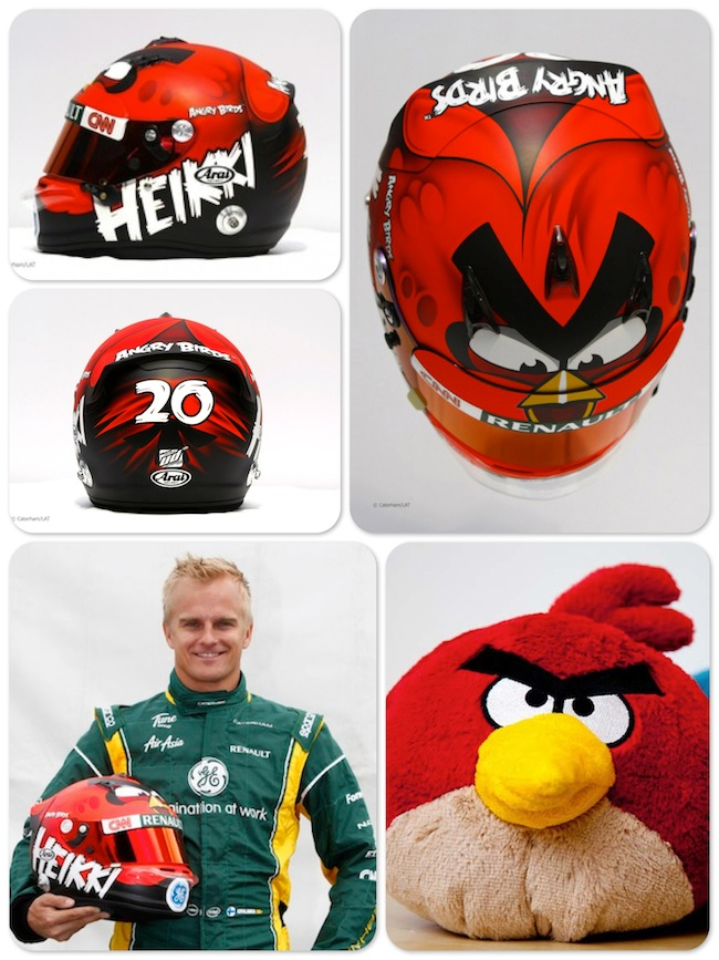 angry birds formula 1