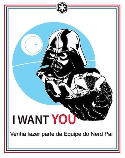 nerd pai recruta