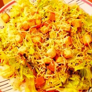 salada de carpaccio receita fácil
