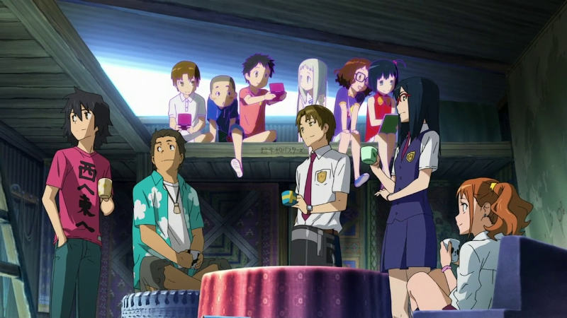Anime - Ano Hi Mita