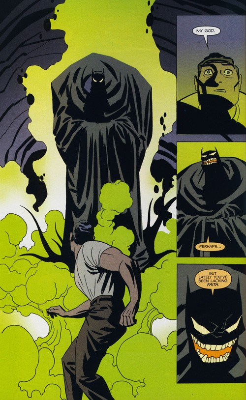 Batman – Ego