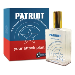 Cheiro de Herói - Perfumes dos Os Vingadores