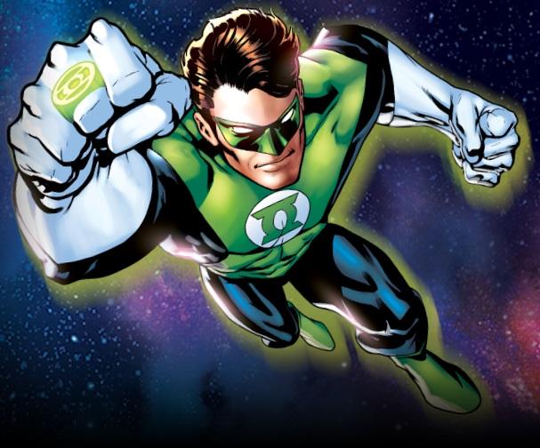 Hal Jordan, de Lanterna Verde