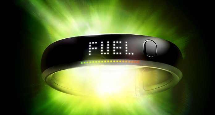 Nike Plus FuelBand - Ever move you make