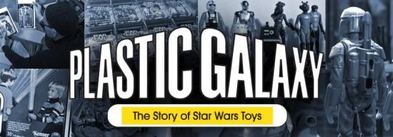 Plastic Galaxy  A História dos Brinquedos de Star Wars