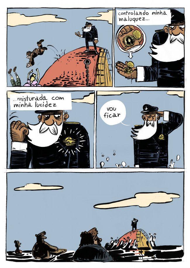 Quadrinhos Rasos raul seixas