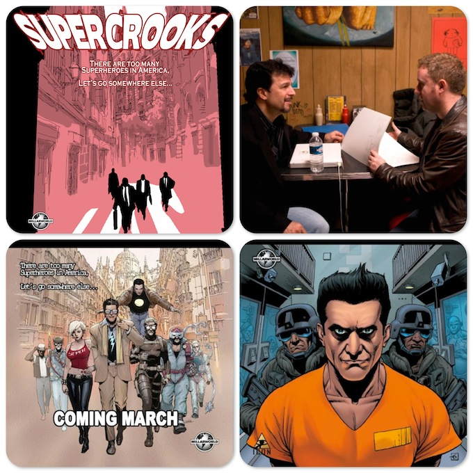 Supercrooks - Super Criminosos