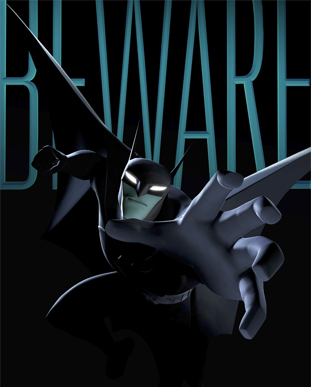 Teaser da nova animação da DC Beware the Batman