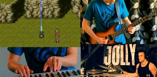 The Video Game Rock Medley (FreddeGredde) - YouTube