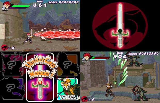 ThunderCats para Nintendo DS
