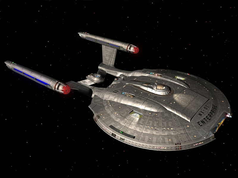 USS Enterprise, de Star Trek