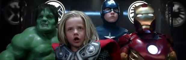 Young Avengers - YouTube - Vingadores jovens
