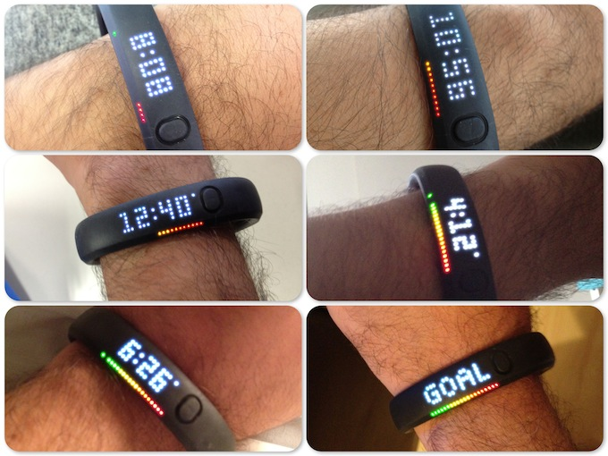 nike plus fuel band - Ever move you make