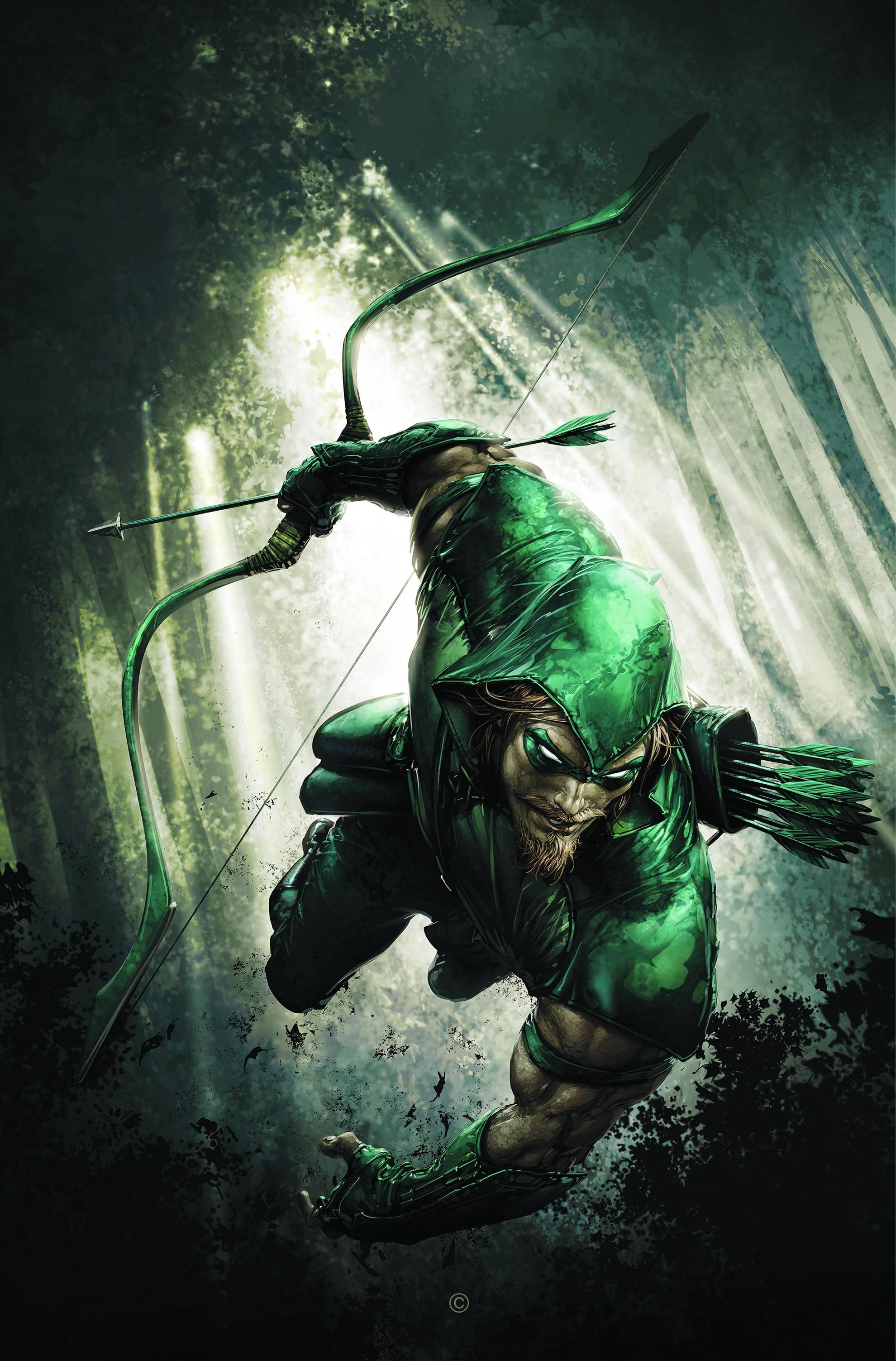 Arrow - A série do Arqueiro Verde