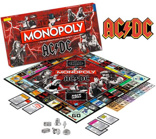 Banco Imobiliário - World of Warcraft  acdc
