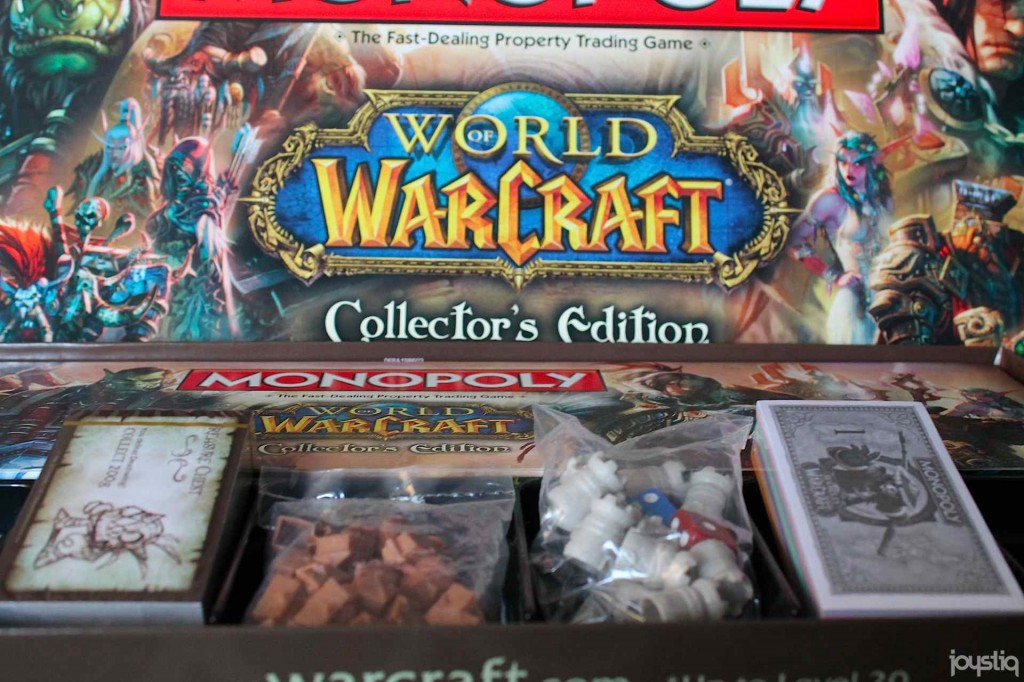 Banco Imobiliário - World of Warcraft
