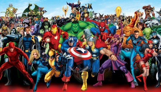 Marvel disponibiliza HQ`s de graça para Leitura