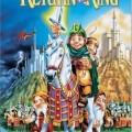 O Retorno do Rei - Senhor do anel - animação