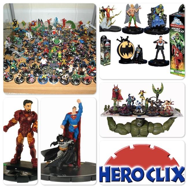 Orgulho Nerd - Heroclix