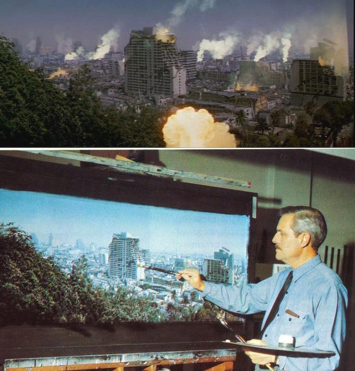 Quando não existia Computer-generated imagery - CGI