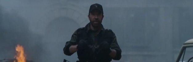 Segundo Trailer - Os Mercenários 2 - Chuck Norris Rulez