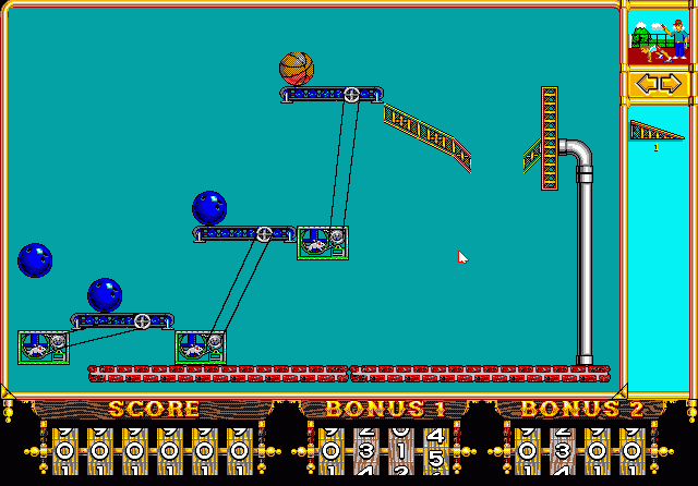 The Incredible Machine from 1993 1