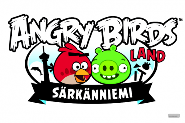 angry birds parque temático