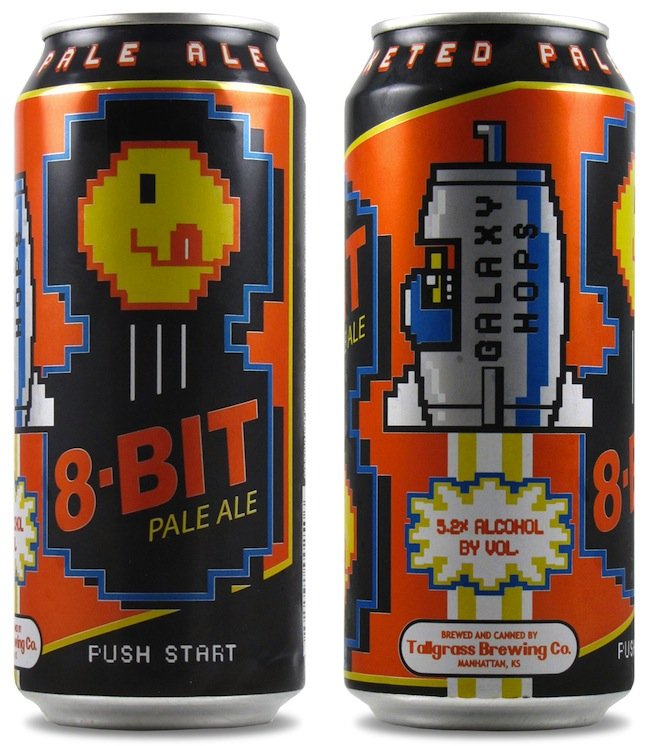 8-Bit Pale Ale - A Cerveja Pixelada
