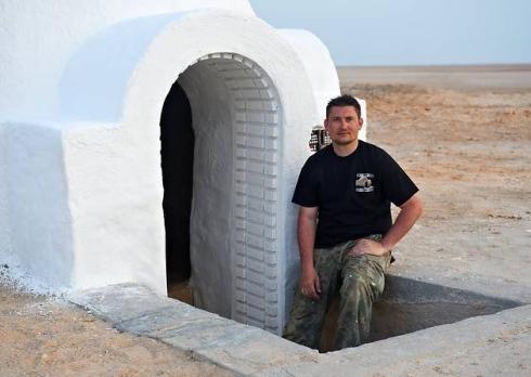 Fã de Star Wars levanta $ 12.000 para Salvar a Casa de Luke