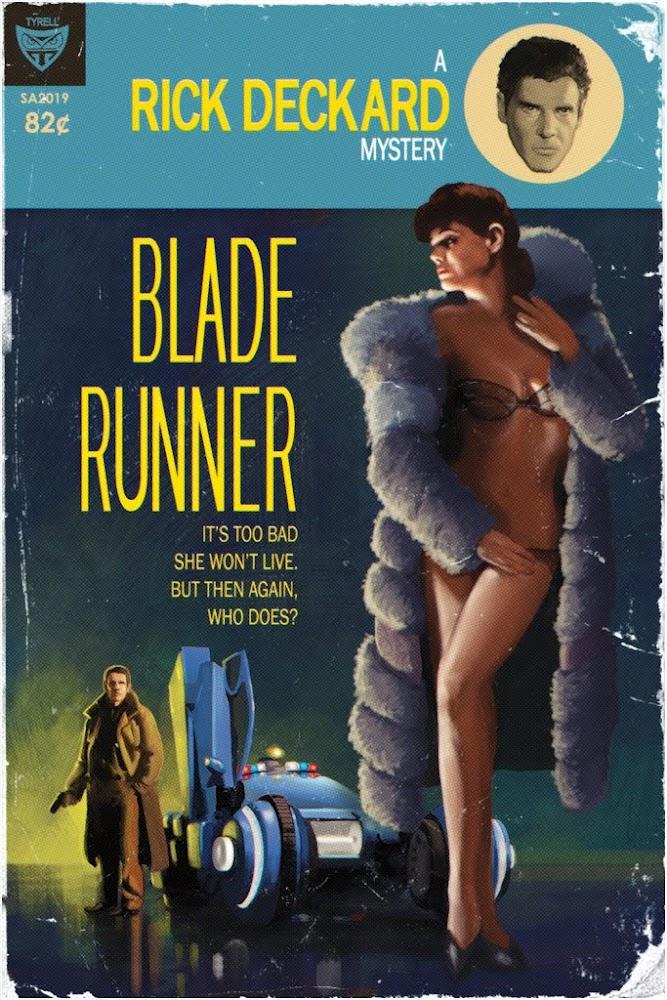Ficção Científica no passado e hoje Blade Runner