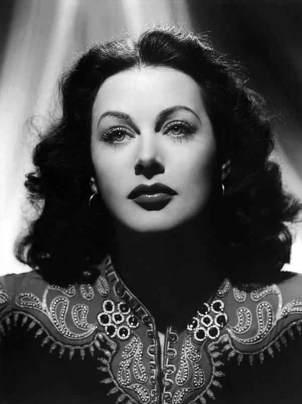 Hedy Lamarr a Diva de Hollywood que inventou a telefonia celular
