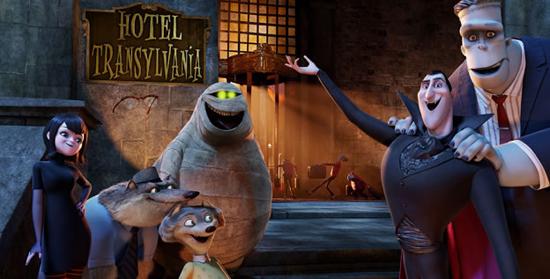 Hotel Transilvania Ganha um Novo Trailer