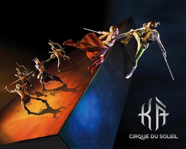 KÀ - Marvel Comics e Cirque du Soleil