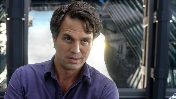 Mark Ruffalo (Hulk) em mais 5 filmes da Marvel