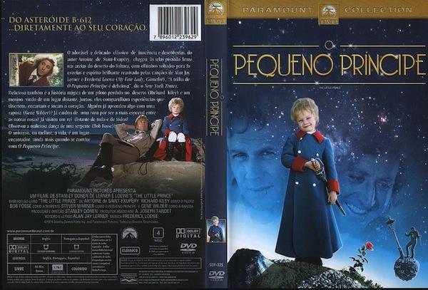 O Pequeno Príncipe Antoine de Saint-Exupery 01