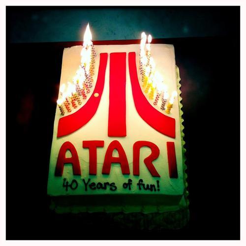 Parabéns Atari