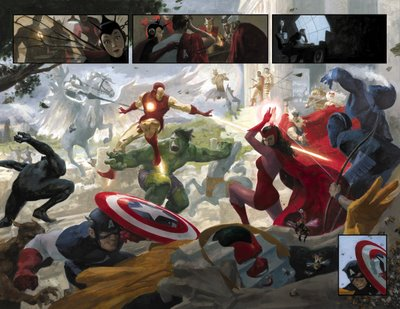 Resenha Nerd- Encadernado Mitos Marvel