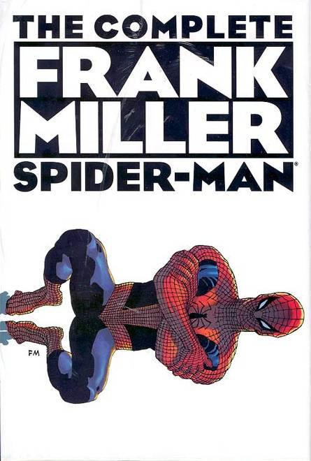 Resenha Nerd - Homem Aranha de Frank Miller