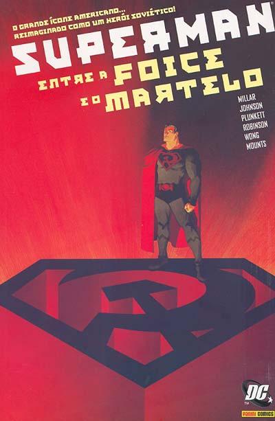 Resenha Nerd - Superman entre a Foice e o Martelo