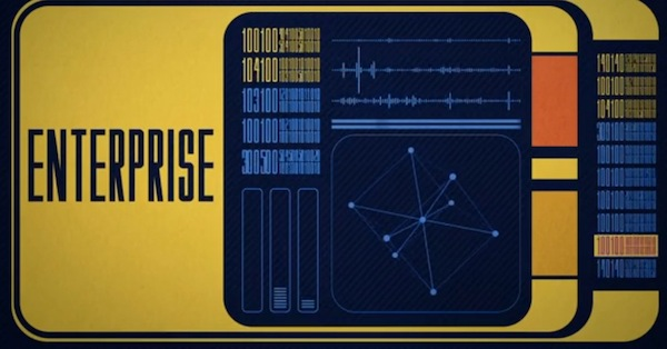 Star Trek Ganha uma Incrível Abertura Animada