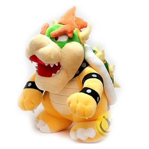 Super Mario Tanooki de pelúcia