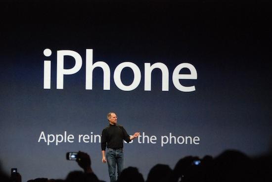 iPhone faz hoje 5 anos aniversário 29 de junho