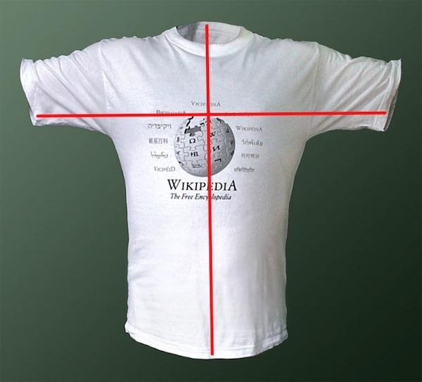 A cultura da camiseta - T-Shirt