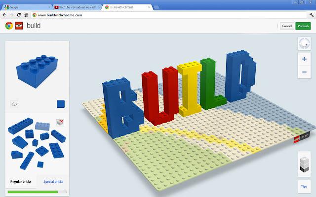 Build - A parceria entre Google e LEGO