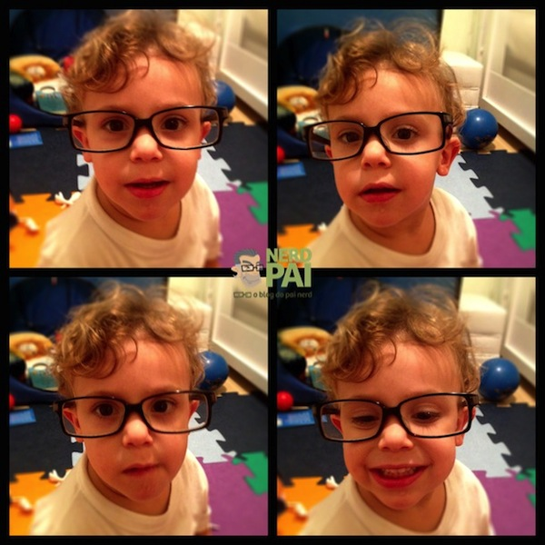 Fofura Nerd 34 – Padawan óculos