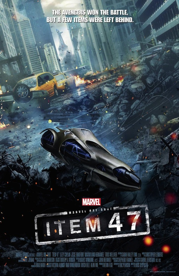 Item 47 - Curta da Marvel